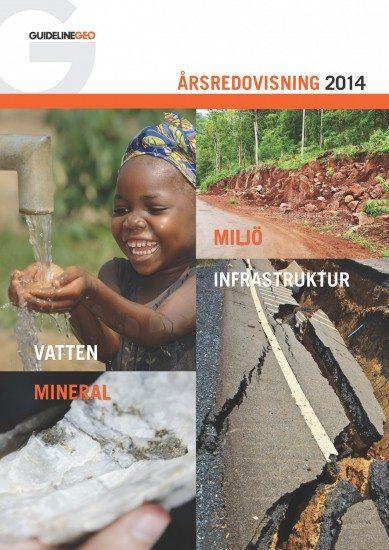 Guideline Geo AB (publ) Årsredovisning 2014